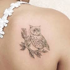 owl tattoo ideas popsugar beauty