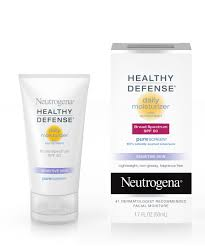 light moisturizer for sensitive skin healthy defense daily moisturizer for sensitive skin spf 50