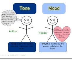 tone and mood lessons tes teach