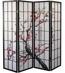 4 panel room divider room dividers decorative room dividing screens