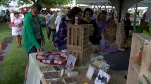 michigan lavender festival draws out big crowd youtube
