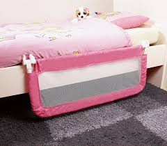 Baby Falling Off Bed Safety 1st Portable Bed Rail Pink Amazon Co Uk Baby