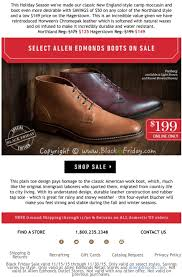 aldo black friday allen edmonds black friday sale for 2017 blacker friday
