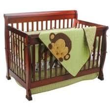 Crib Bedding Monkey Mod Pod Pop Monkey 4 Crib Bedding Set Baby