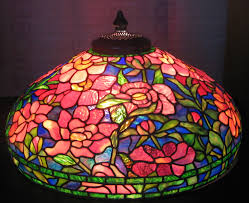 stained glass lamps lighting ceiling hanging lights for bedroom