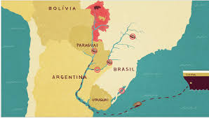 parana river map of the golden mussel wielding genes to protect the