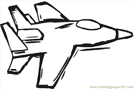 airplane coloring 25 coloring free air transport