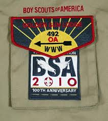 Arrow Of Light Patch The Boy Scouts Of America 1910 2010 Scouting U0027s New Look