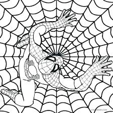 printable coloring pages spiderman spiderman coloring pages spider man coloring page 3 free printable