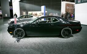 Dodge Challenger 2013 - dodge 2013 dodge challenger blacktop edition 19s 20s car and