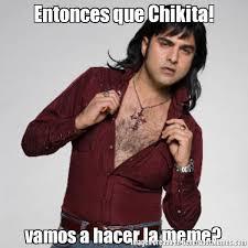 La Meme - entonces que chikita vamos a hacer la meme meme de albertano