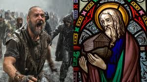 noah u0027 the bible vs the blockbuster