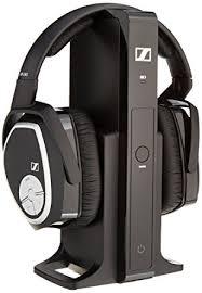 amazon black friday wireless headphones amazon com sennheiser rs 165 rf wireless headphone system home