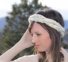 knitted headband pattern cabled crown knit headband pattern in a stitch