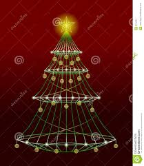 wireframe tree stock images image 6015284