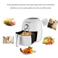 food heat l temperature 220v 1300w 4 5l electric air fryer temperature adjustable frying