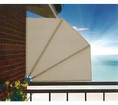 balkon trennwand sichtschutz fächer premium 140x140cm balkon trennwand sand