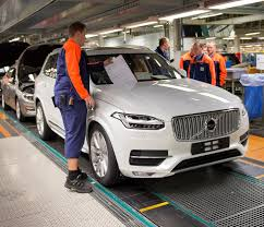 2015 volvo xc90 d5 subjected to 0 to 100 km h acceleration test