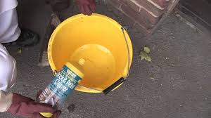 Removing Paint From Concrete Steps by How To Remove Paint From Brick Youtube