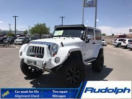jeep wrangler el paso jeep wrangler for sale el paso