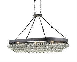 Currey Lighting Fixtures Balthazar Oval Chandelier Lighting Currey And Company