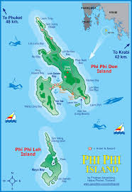 Map Of Long Beach Large Phi Phi Islands Maps For Free Download And Print High