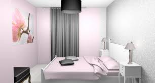 chambre grise et poudré chambre gris perle et poudre nouveau rideaux pour chambre