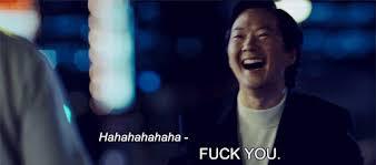Mr Chow Gay Meme - mr chow gifs wifflegif