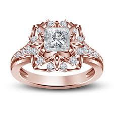 cute wedding rings images Cute and unique disney princess wedding rings marifarthing blog jpg