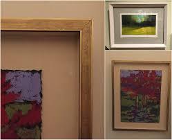 Hanging Art Tips On Framing And Hanging Art Wpl Interior Design