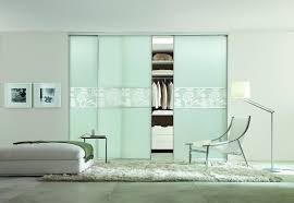 glass closet doors for bedrooms glass
