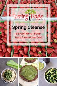 spring cleanse program cleanse program diet program and programming