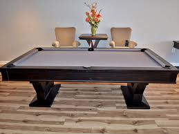 Pool Table And Dining Table by Plank And Hide Gaston Pool Table U2013 Robbies Billiards