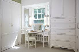 Jewelry And Makeup Vanity Table Terrific Makeup Table Decorating Ideas Gallery In Closet