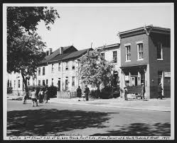 what did southwest d c look like in the 1940s ghosts of dc