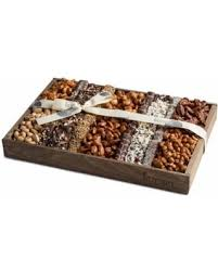 chocolates for s day hot sale the nuttery wooden signature chocolates and nuts gift