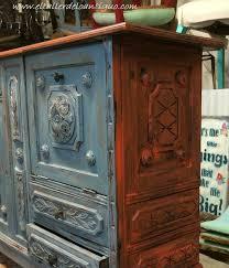 diez cosas que nunca esperaras en muebles segunda mano toledo pintar mueble técnica decapado
