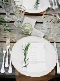 table setting elegant organic rustic china table setting earnest home co
