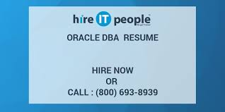 Sample Dba Resume by Sample Resume Oracle Dba 3 Years Experience Contegri Com
