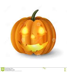 scary jack o lantern halloween pumpkin stock vector image 77492967