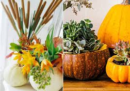 how to thanksgiving tabletop décor katherine schwarzenegger