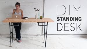 desks galvanized pipe desk plans lowes standing desk diy