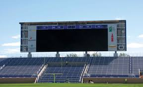 How Big Is 2900 Square Feet Video Scoreboard Leatherneck Nation