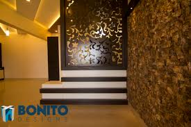 mesmerizing wooden wall partition ideas pictures design