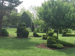 Columbus Topiary Garden - beautiful park columbus topiary interpretation of george seurat u0027s