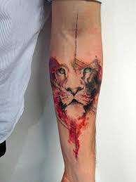 Forearm Tattoo Ideas For Men Best 20 Lion Forearm Tattoos Ideas On Pinterest Small Leo