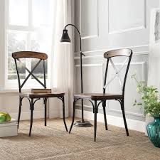 furniture enchanting modern rustic dining chairs design