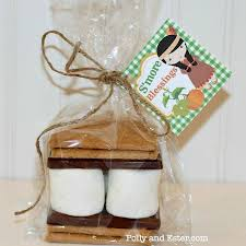 smores wedding favors thanksgiving s mores kit party favors polly and ester