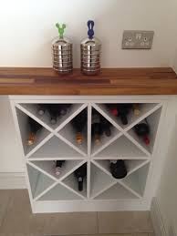 how to build a wine rack in a cabinet diy wine rack make two of these on either side and one in the