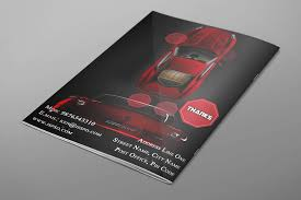 one sided brochure template 35 best free brochure templates feedtip